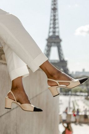 CHANEL TIMELESS CLASSICS Sandals