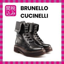 BRUNELLO CUCINELLI Casual Style Boots Boots