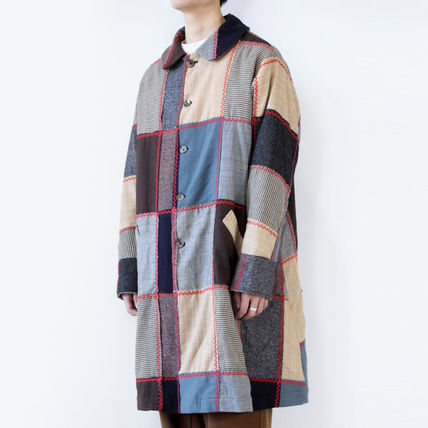 Wool Handmade Coats