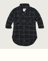 Abercrombie & Fitch Long Sleeves Shirts & Blouses
