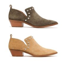 Rebecca Minkoff Casual Style Leather Boots Boots