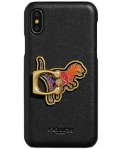 Coach Street Style Other Animal Patterns Smart Phone Cases