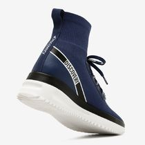 Discovery EXPEDITION Rubber Sole Casual Style Unisex Blended Fabrics Street Style