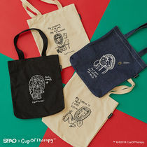 SPAO Unisex Collaboration Shoppers