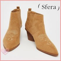 Sfera Casual Style Ankle & Booties Boots