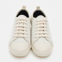 BEAN POLE Rubber Sole Casual Style Unisex Blended Fabrics Street Style