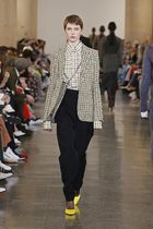 Victoria Beckham Casual Style Street Style Long Sleeves Shirts & Blouses