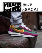 sacai Blended Fabrics Street Style Sneakers