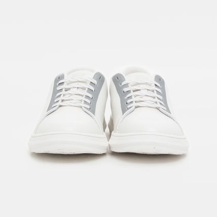 BEAN POLE Low-Top Rubber Sole Casual Style Unisex Blended Fabrics Street Style 3