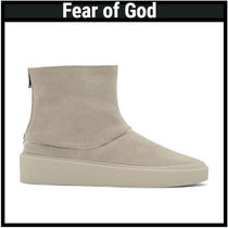 FEAR OF GOD Bi-color Leather Boots