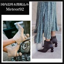 CULT GAIA Casual Style Plain Boots Boots