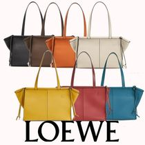 LOEWE Casual Style Totes