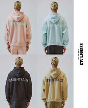 FEAR OF GOD ESSENTIALS Pullovers Unisex Sweat Street Style Collaboration