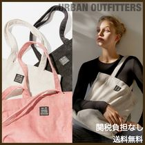 Urban Outfitters Casual Style Plain Totes