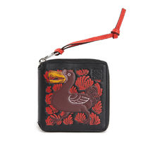 LOEWE Other Animal Patterns Long Wallet  Accessories