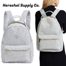 Herschel Supply Casual Style Plain Backpacks