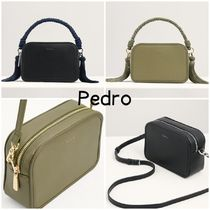 Pedro Casual Style Tassel 2WAY Plain Party Style Office Style