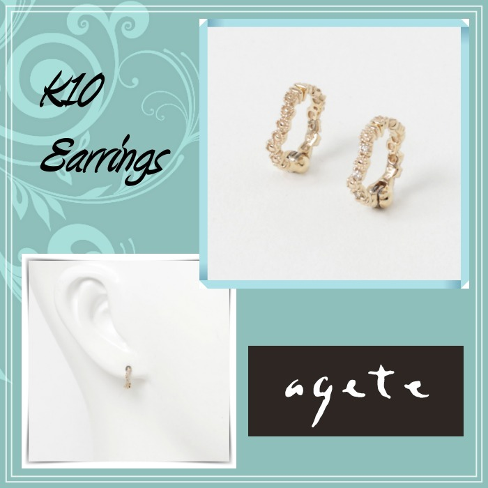 shop agete jewelry