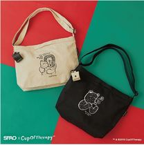 SPAO Canvas Shoppers