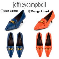 Jeffrey Campbell Casual Style Plain Other Animal Patterns