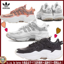 adidas MAGMUR Platform Lace-up Street Style Platform & Wedge Sneakers