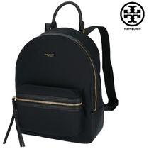 Tory Burch PERRY Casual Style Nylon Backpacks