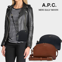 A.P.C. Leather Shoulder Bags