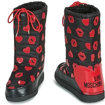 Love Moschino Heart Boots Boots