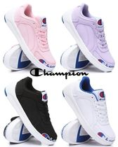 CHAMPION Rubber Sole Plain Low-Top Sneakers