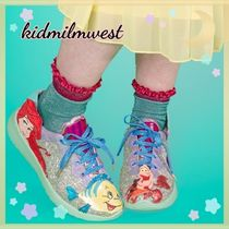 Irregular Choice Blended Fabrics Collaboration Low-Top Sneakers