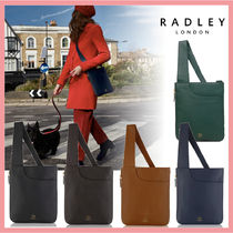 RADLEY Casual Style Plain Leather Office Style Elegant Style