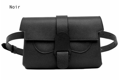 Casual Style Plain Party Style Shoulder Bags