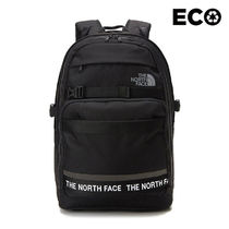 THE NORTH FACE WHITE LABEL Unisex Bag in Bag A4 Plain Backpacks