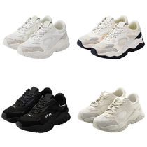 23.65 Unisex Street Style Plain PVC Clothing Sneakers