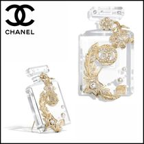 CHANEL Costume Jewelry Party Style Elegant Style Accessories