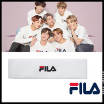 FILA Unisex Street Style Hair Accessories