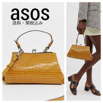 ASOS Casual Style Faux Fur 2WAY Other Animal Patterns