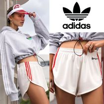 adidas Short Casual Style Street Style Collaboration Plain Shorts