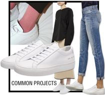 Common Projects Casual Style Low-Top Sneakers