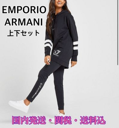 Casual Style Sweat Blended Fabrics Street Style Long Sleeves