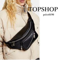 TOPSHOP Casual Style Street Style Plain Shoulder Bags