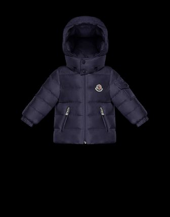 MONCLER JULES Unisex Baby Girl Outerwear
