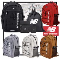 New Balance Casual Style Backpacks