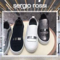 Sergio Rossi Plain Loafers & Slip-ons