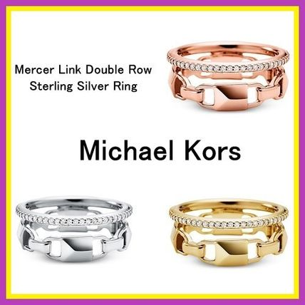 Casual Style Party Style Silver Office Style 14K Gold