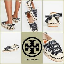 Tory Burch Casual Style Elegant Style Slip-On Shoes