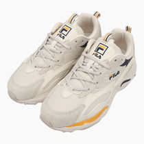 FILA Ray Casual Style Unisex Low-Top Sneakers