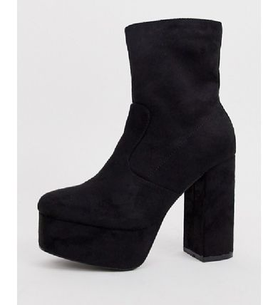 ASOS Ankle & Booties Plain Ankle & Booties Boots 2