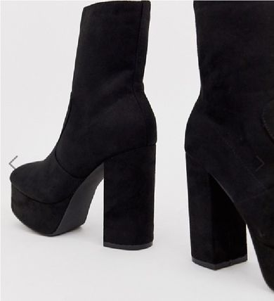 ASOS Ankle & Booties Plain Ankle & Booties Boots 4