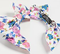 MARC JACOBS Barettes Casual Style Flower Clips